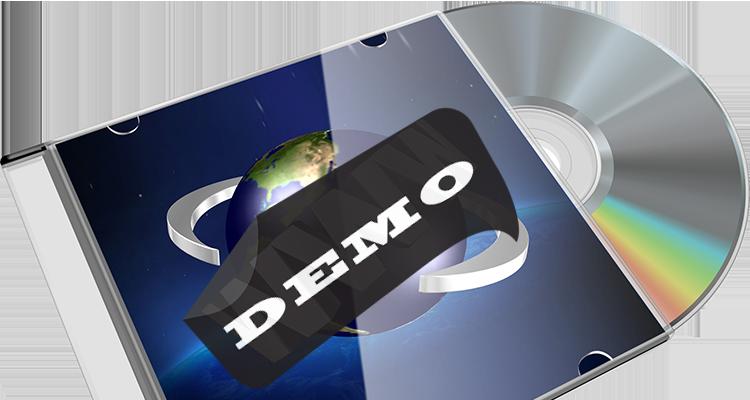 Verstuur je demo